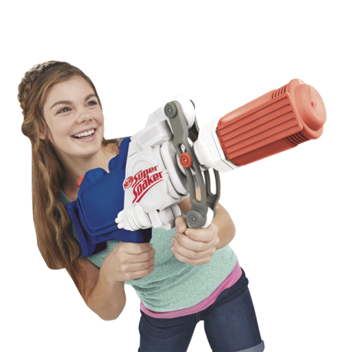 Supersoaker Hydra
