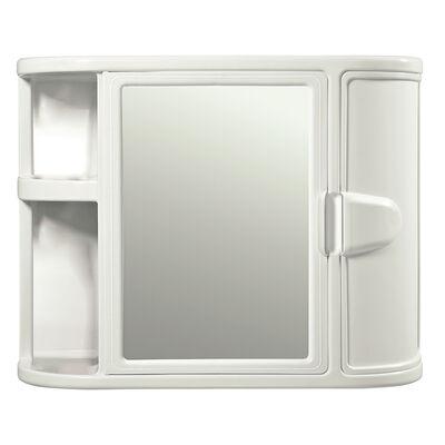 Gabinete Para Baño C/Espejo Rimax Blanco