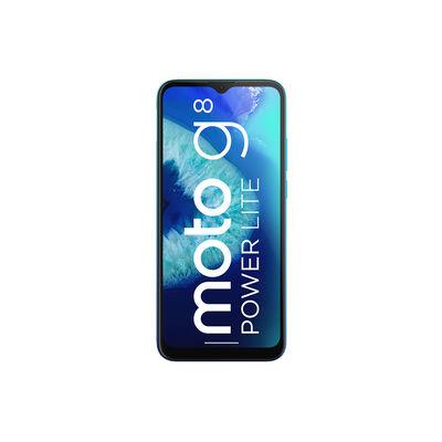 "Celular Motorola G8 Power Lite 64GB 6,5"" Turquesa Liberado"