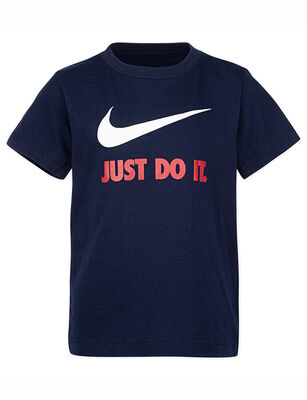 Polera Niño Nike Estampada