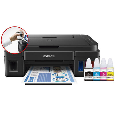 Impresora Canon PIXMA G-2100