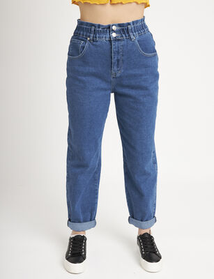 Jeans Slouchy Mujer Icono