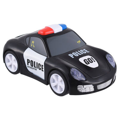 Auto Baby Way Policial Touch BW Jp08