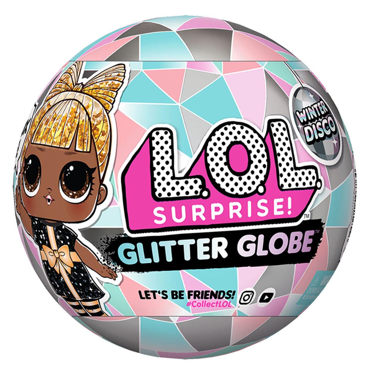 LOL Glitter Globe Winter Disco