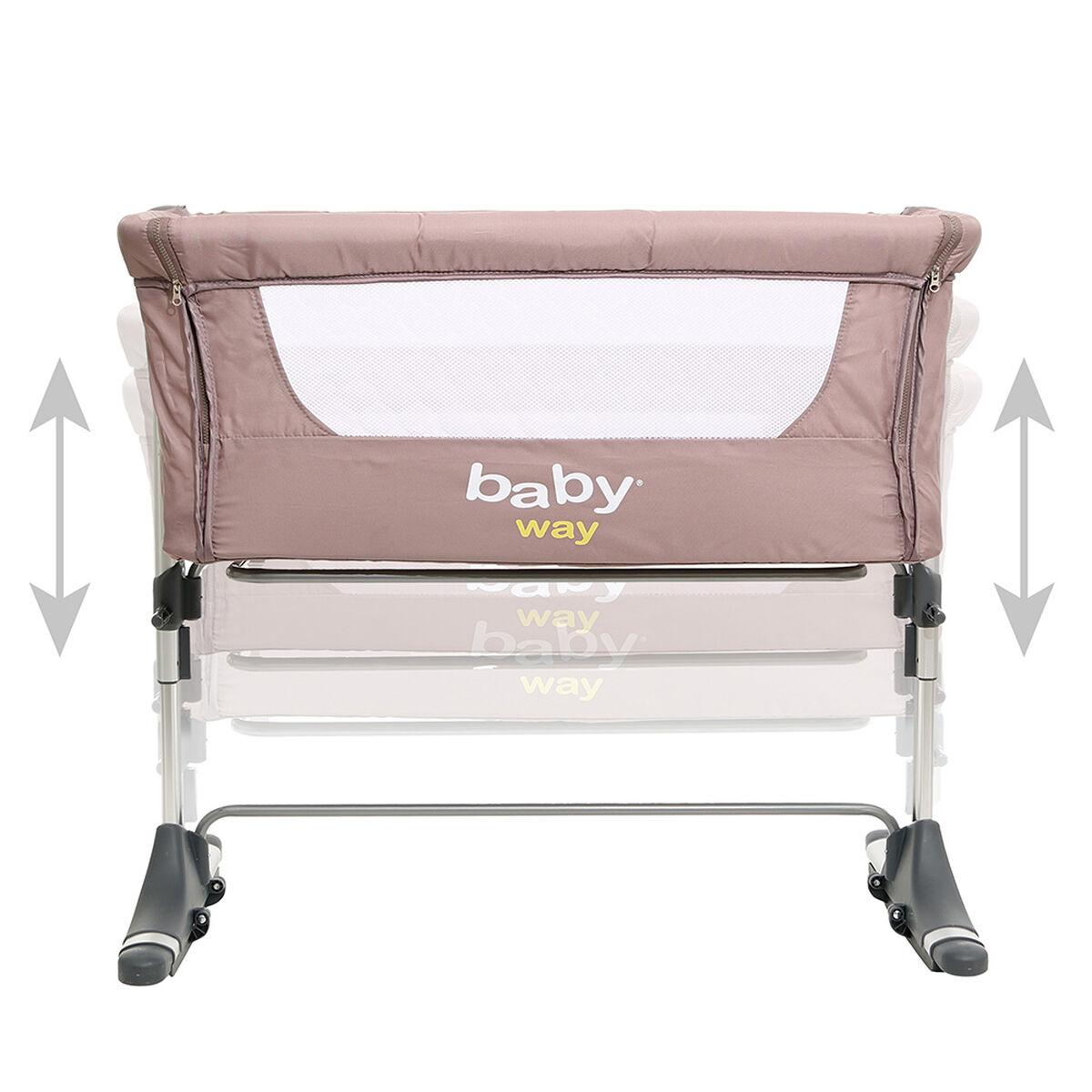 Cuna Colecho  Baby Way BW 613G18