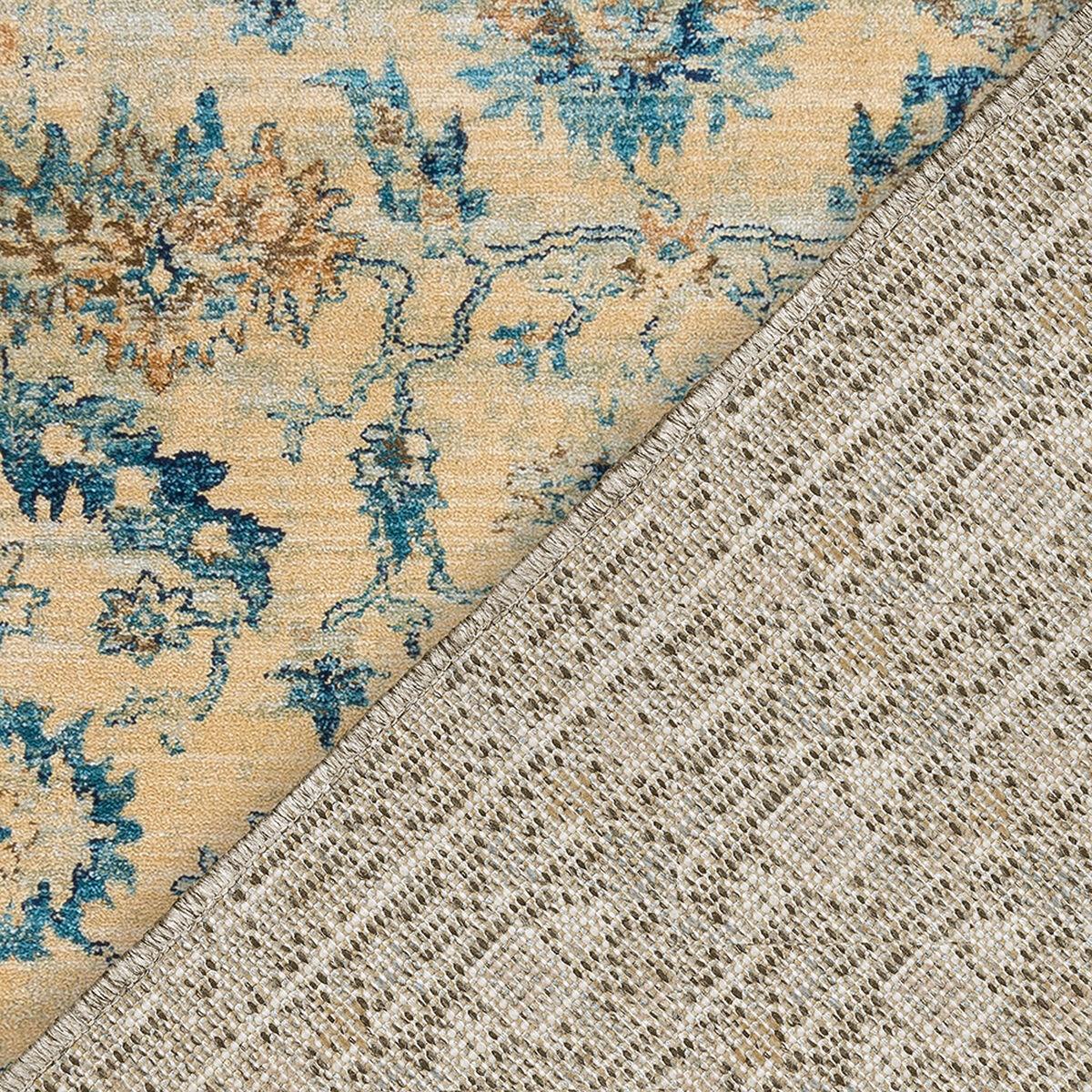 Alfombra Frise Mashini Genova Pisa 133 x 190 cm