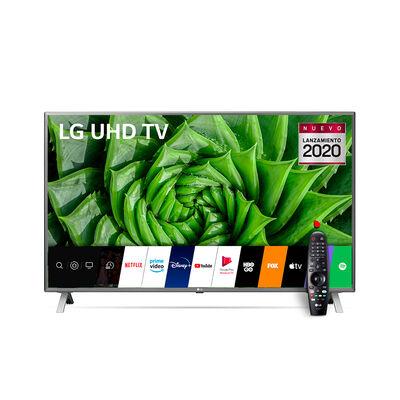 "LED 50"" LG 50UN8000PSB Smart TV 4K Ultra HD 2020 + Magic Remote"