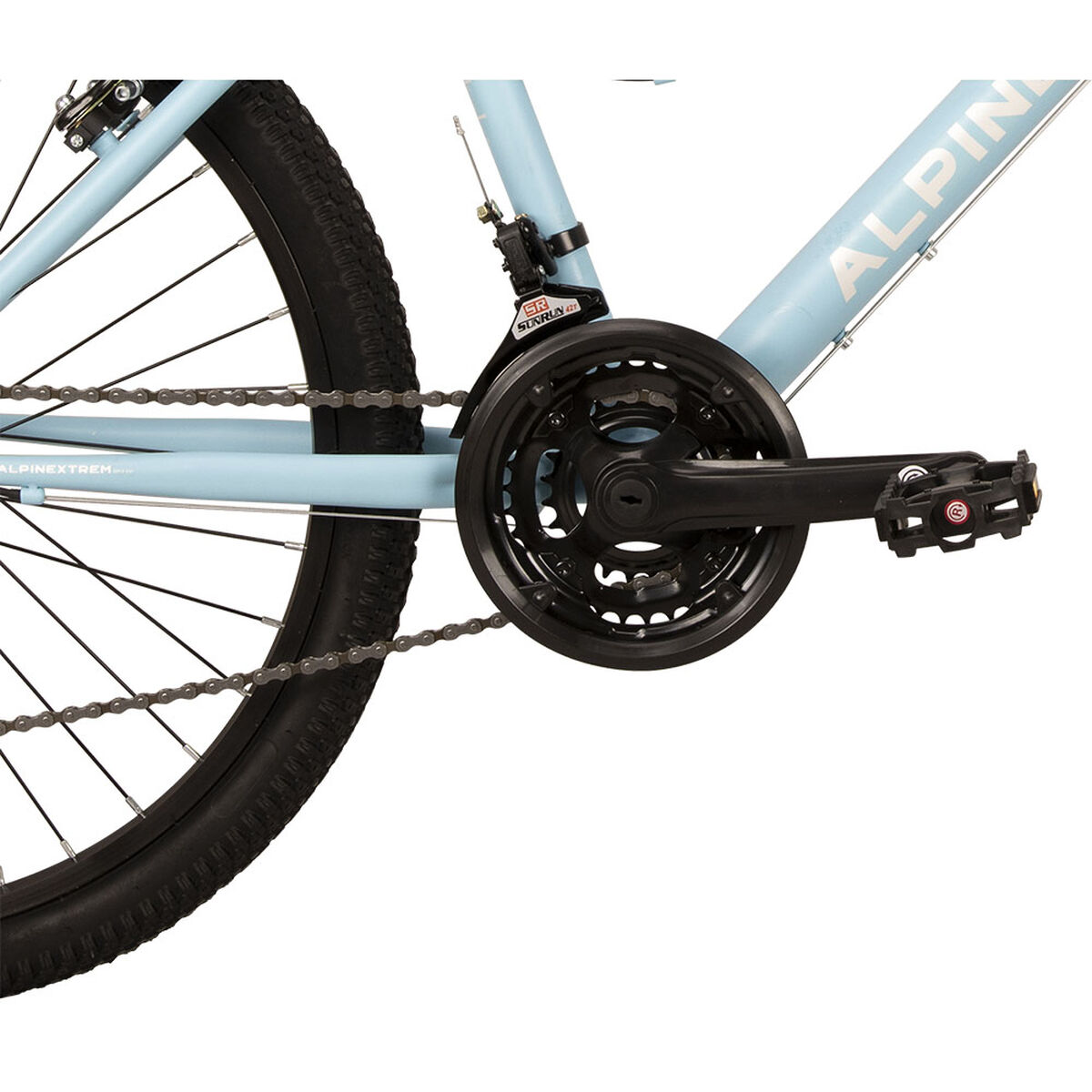 Bicicleta de Paseo Alpinextrem Urban Aro 24