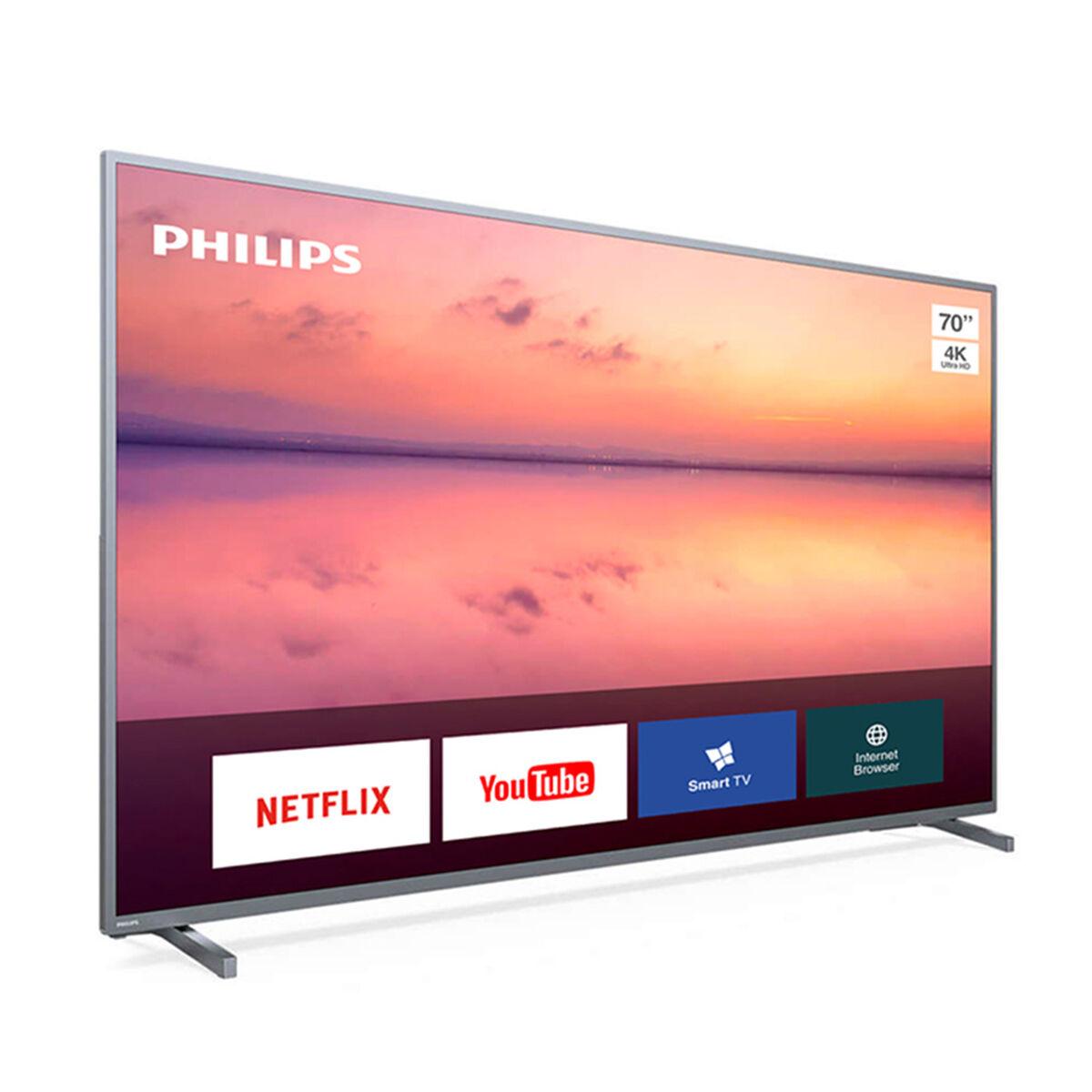 """LED 70"""" Philips PUD6774 Smart TV Ultra HD"""