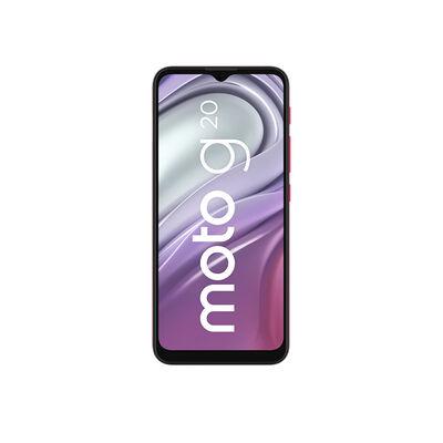 "Celular Motorola Moto G20 64GB 6,5"" Rosado Liberado"