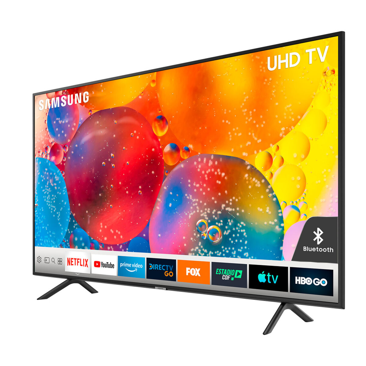 "LED 55"" Samsung UN55RU7100GXZS Smart TV 4K Ultra HD"
