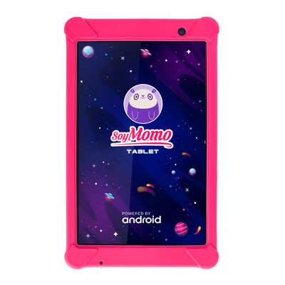 "Tablet SoyMomo Control Parental TAB Octa Core 2GB 32GB 8"" Rosada"