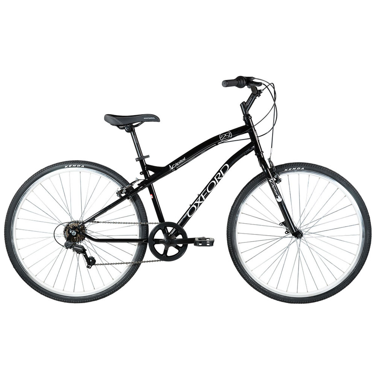 Bicicleta Oxford Hombre Capital BP2943 Aro 29