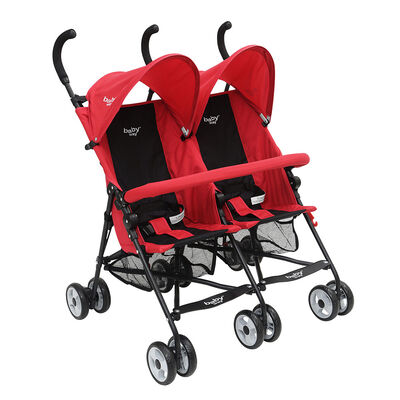 Coche Paraguas Doble Baby Way BW 120R17