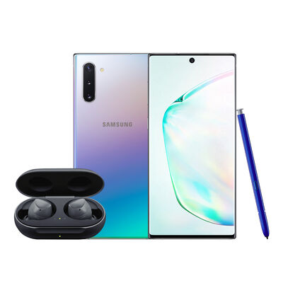 "Celular Samsung Galaxy Note 10 6.3"" 256GB + Galaxy Buds"