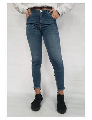 Jeans Skinny Mujer Santissima Leo