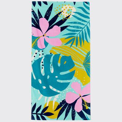 Toalla de Playa Casanova Jungle 75 x 150 cm