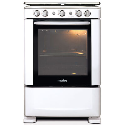Cocina a gas Mabe ANDES60HB2 79,2 lt