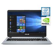 """Notebook ASUS X507UB-BQ007T Core i5 8GB 1TB 15.6"""" NVIDIA MX110"""