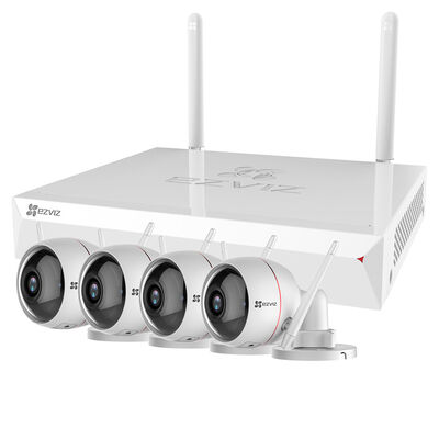 Kit Cámaras de Seguridad Ezviz CCTV Inalámbrico KIT CCTV