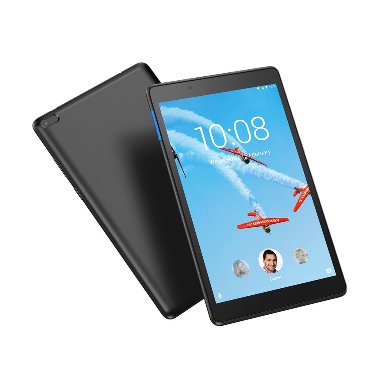"Tablet Lenovo TAB-8304F Quad Core 1GB 16GB 8"" Negro"