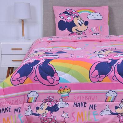 Plumón Disney 1,5 Plazas Minnie