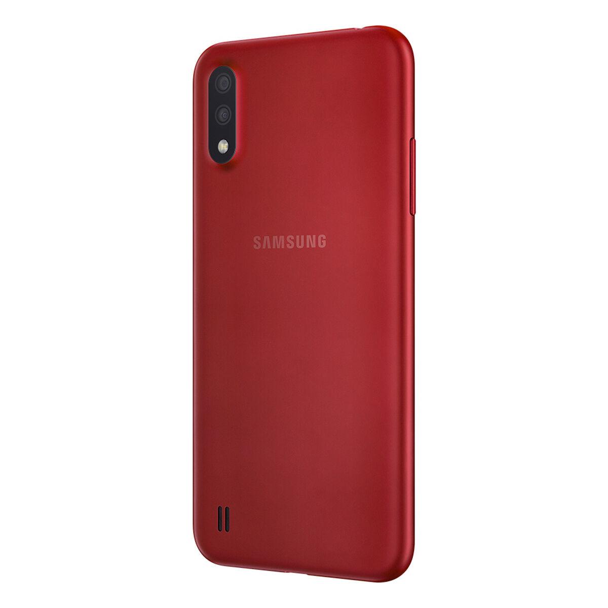 "Celular Samsung Galaxy A01 32GB 5,7"" Rojo Liberado"