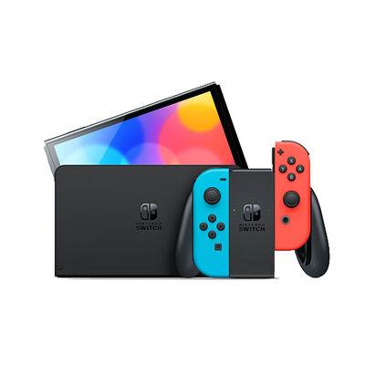 Consola Nintendo Switch OLED Neón