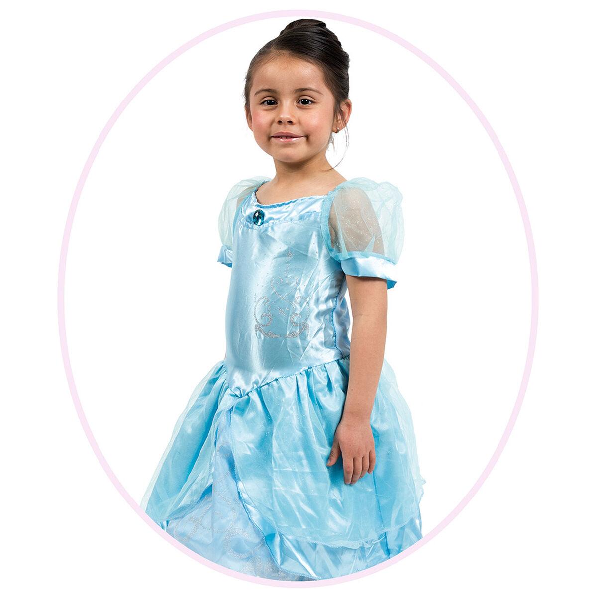 Disfraz Princesa Disney Cenicienta Deluxe