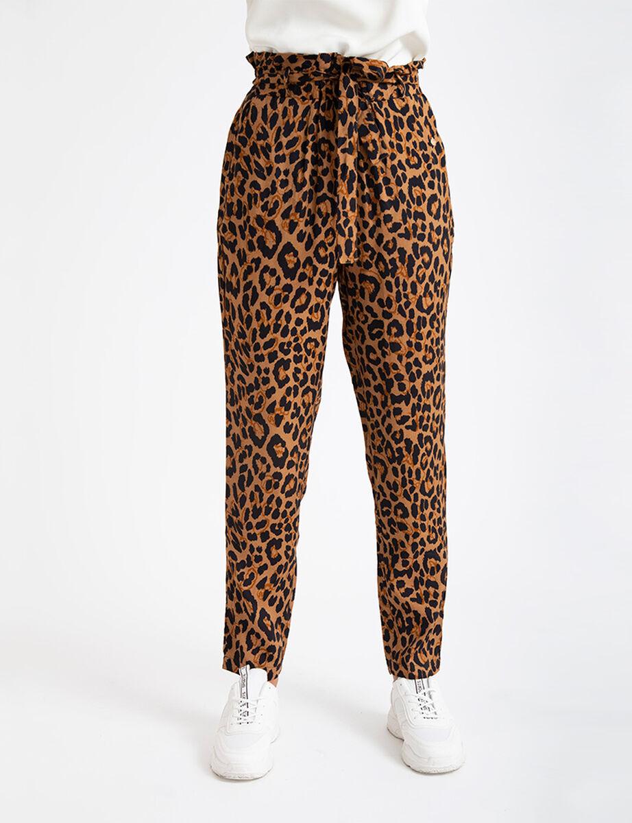Pantalón Zibel Bombacho Animal