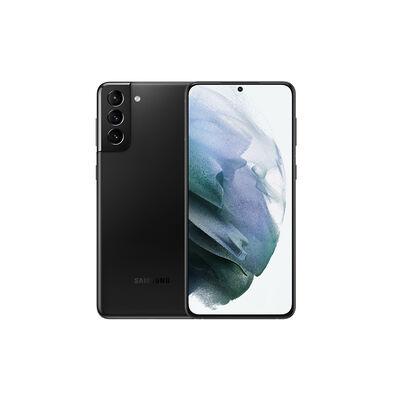 """Celular Samsung Galaxy S21+ 128GB 6,2"""" Phantom Black Liberado"""