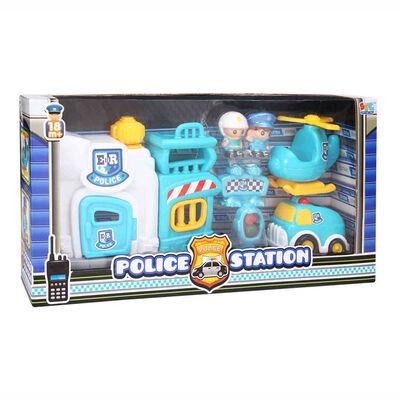 Set Estación de Policías