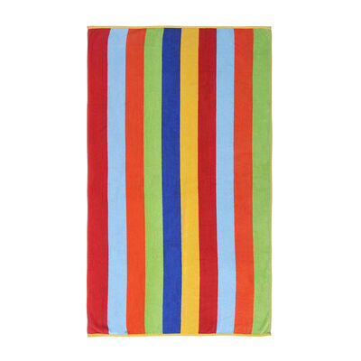 Toalla de Playa Mashini Jacquard Mondelo 86 x 160 cm