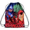 Toalla de Playa con Bolso Disney Avenger Heroes 70 x 40 + 33 x 42 cm