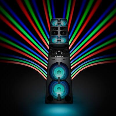 Minicomponente Sony MHC-V90DW