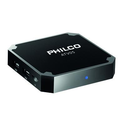 Smart TV Box Mini Philco 8GB 4K