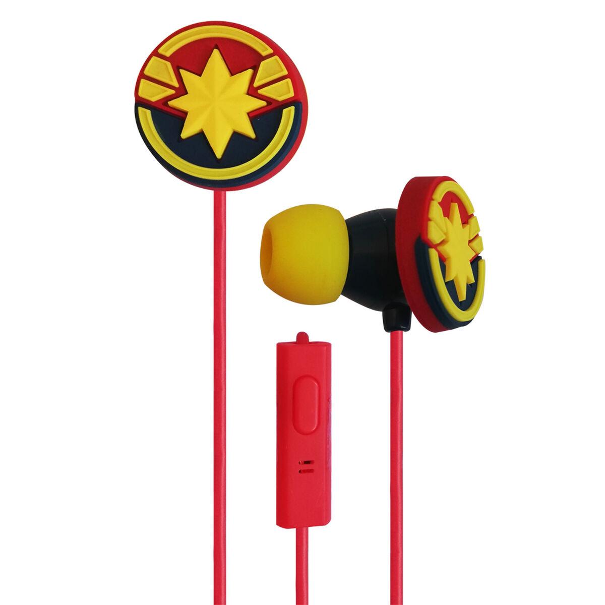 Audífonos In Ear Capitana Marvel