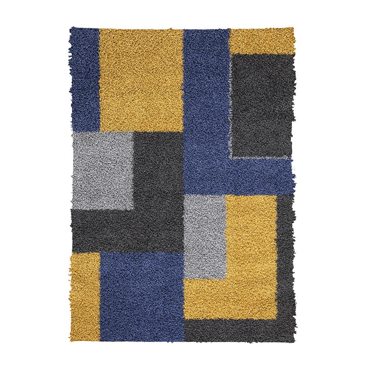 Alfombra de Pasillo Mashini Shaggy 1.8k Studio Brenta 50 x 200 cm