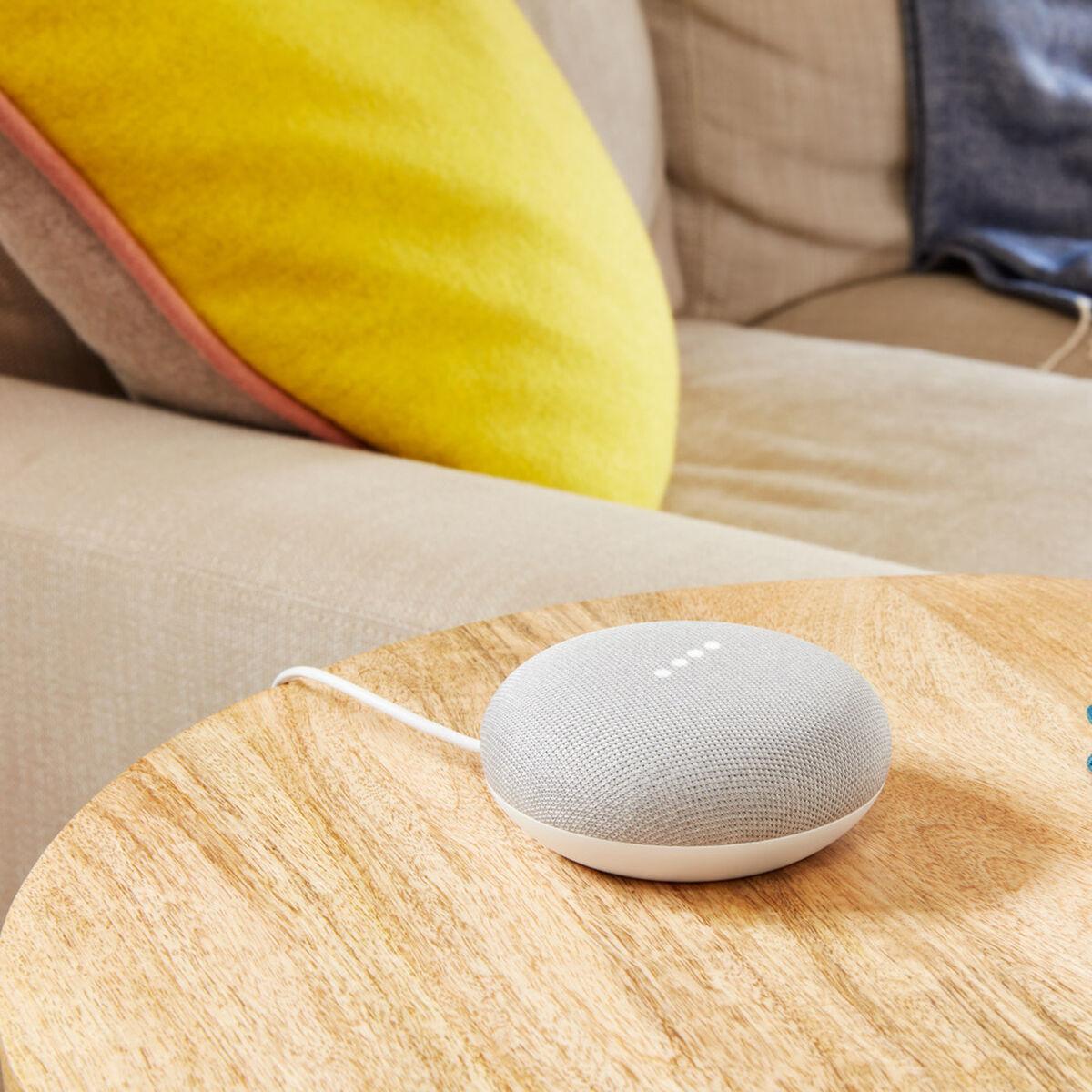 Asistente de Voz en Español Google Home Mini Gris