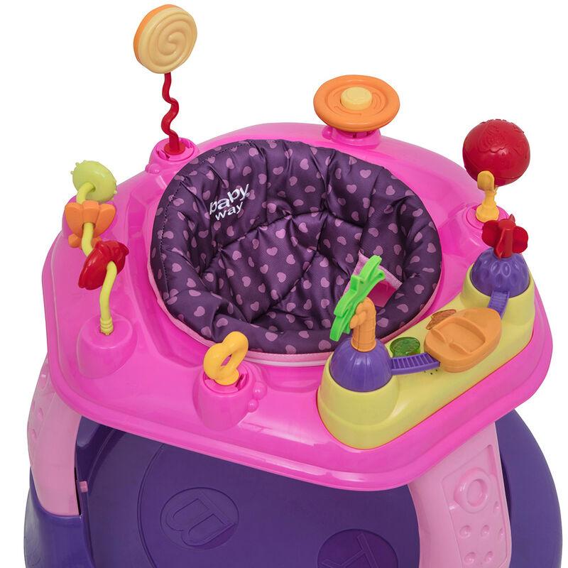 Centro de actividades BW-915 Morado Baby Way