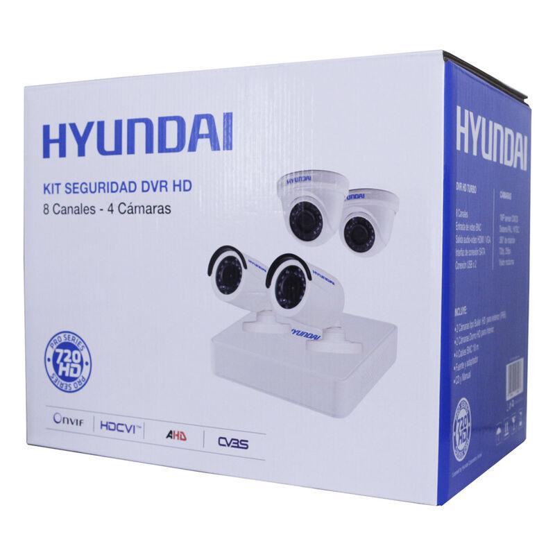 Cámaras de Seguridad Hyundai HY-DVR8CH