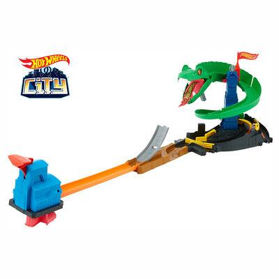 Hot Wheels City Ataque de Cobra