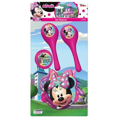 Set Musical Minnie Disney