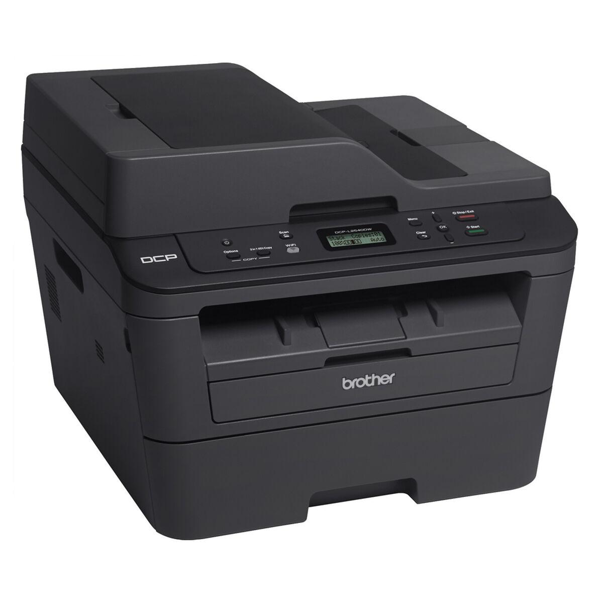 Impresora Brother Láser Monocromática DCP-L2540D