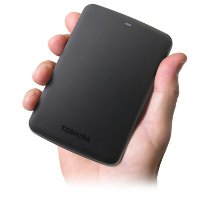 Disco Duro Externo Toshiba 3TB Canvio Basics