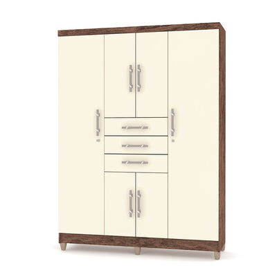 Clóset Jdo&Design Imbua 6 Puertas 3 Cajones