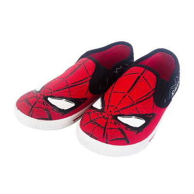 Zapatilla Slip on Spiderman Niño