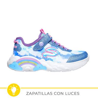 Zapatilla Niña Skechers Rainbow Racer
