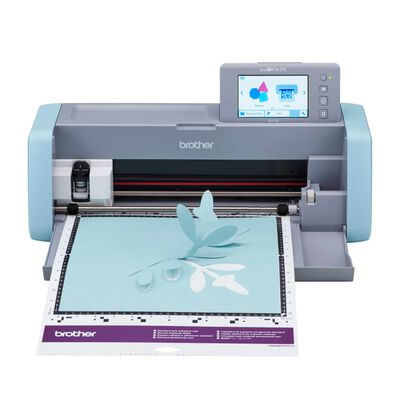 Máquina Plotter de Corte Brother ScanNCut SDX125CL