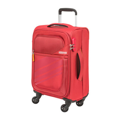 Maleta American Tourister Stirling Light Rojo S